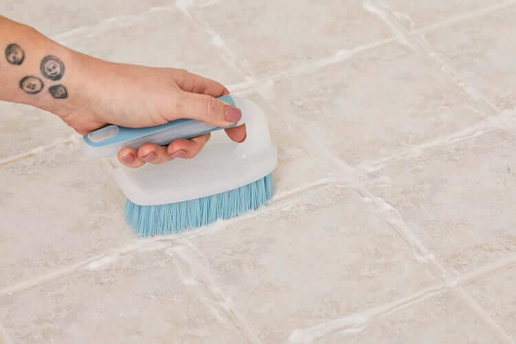 Cleaning Tile and Grout the Right Way