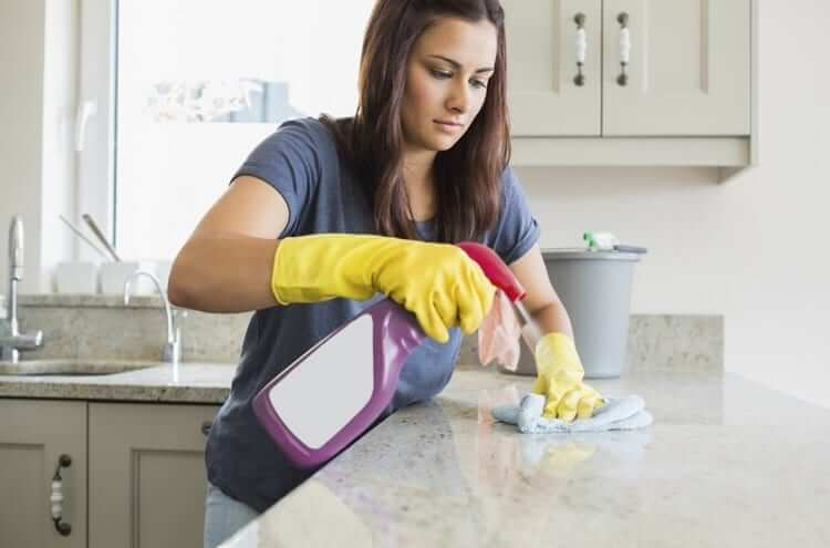 Scrub the Surfaces (and Sanitize them)