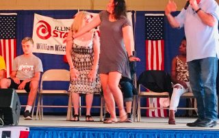 clean comedy hypnosis girl dances