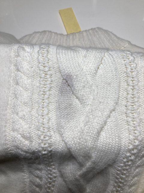 レディース セーター トナー インク の染み by 下町、東京都江東区亀戸の会員制クリーニングベレーナ