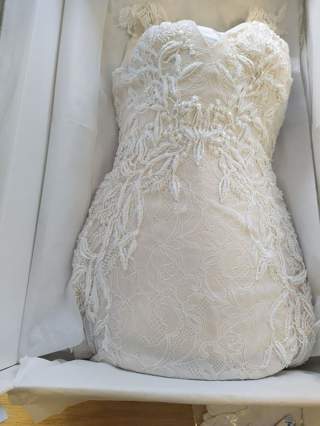 Wedding Dress Boxed