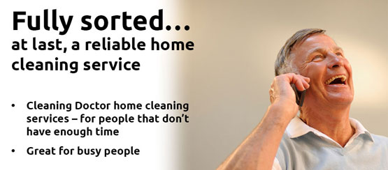 Fully sorted - at last, a reliable home cleaning service