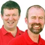 Larry Keogh & Martin Sheehan