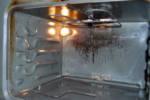 Norwex Oven & Grill Cleaner - amazing results with NO effort