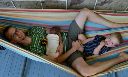 SUPER DAD Went Back to Work – The End of Parental Leave