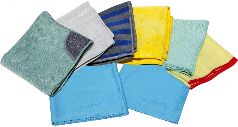 e-cloth ® for Beginners – What Microfiber Products Should you Start With?