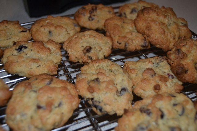 homemade cookies with added eggshell