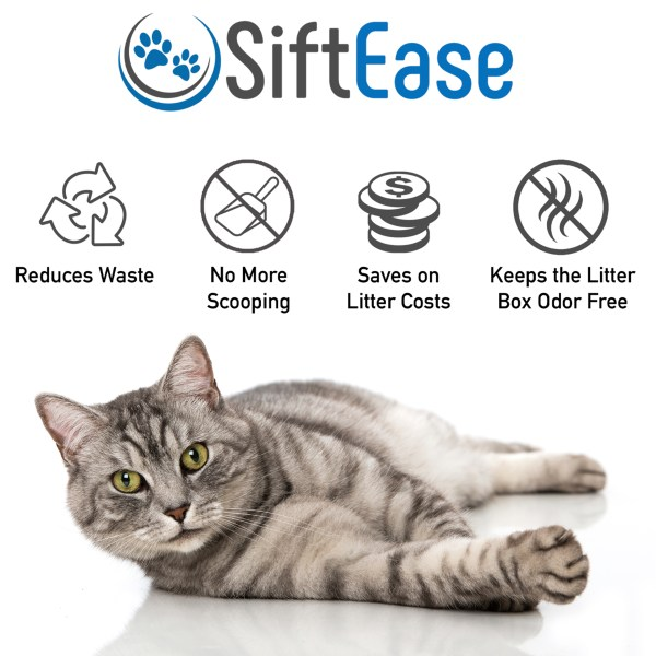 Kitty Litter Scoop Best for Odor Control