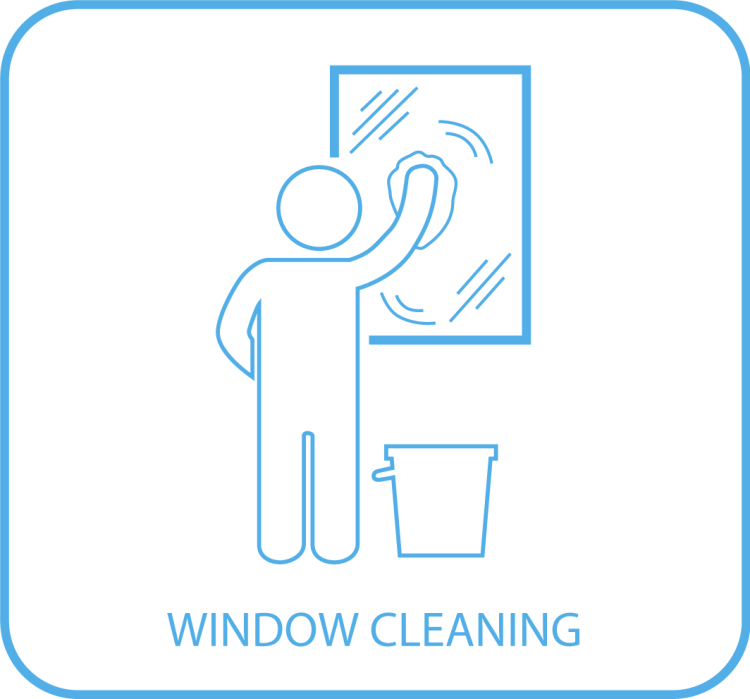 2. Window Cleaning