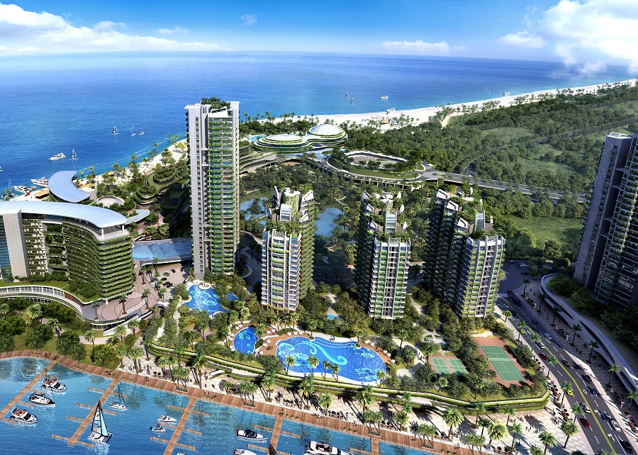 Forest City In Johor Gets Under Way What Will That Do