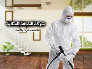 شركة مكافحة حشرات بالاحساء 0562198010