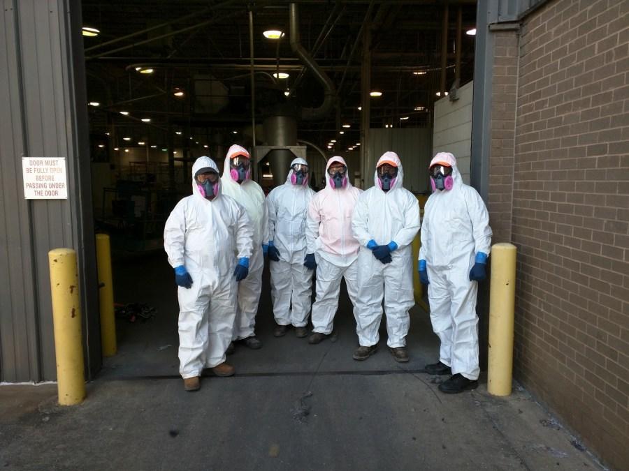 Industrial restoration company in Columbia, SC. Commercial remediation company in Columbia, SC