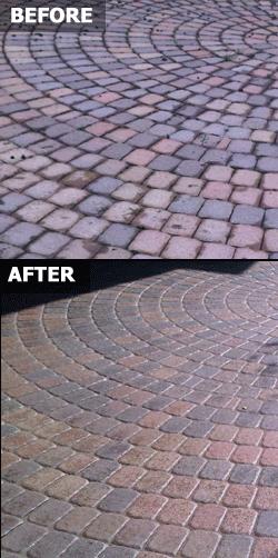st paul concrete paver sealing