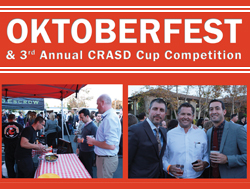 CLEANOLOGY® Represents at SDAR Oktoberfest