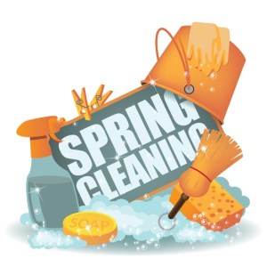 Spring Cleaning Savings!