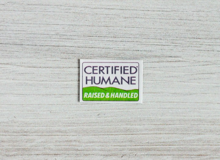 image of certified humane certification