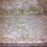 Etched Emperador Brown Sudbury Marble Shower Bench Clean Polish Marble Granite Boston