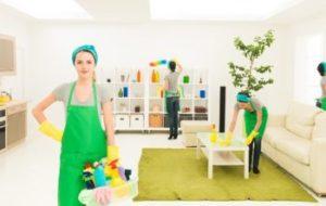 curățenie spații comerciale