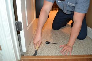 Carpet Stretching & Repairs