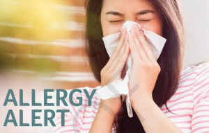 girl allergic to pet dander