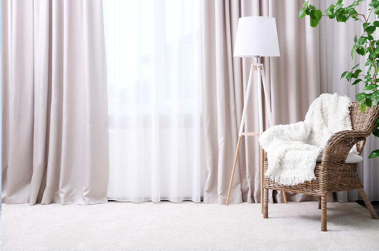 Drapery Cleaning Service