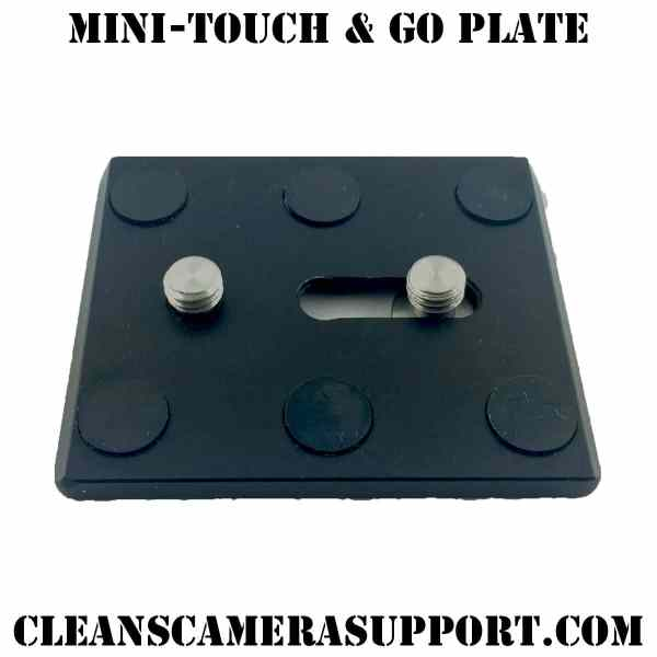 mini-touch & go plate