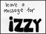 IZ TRIB leave message