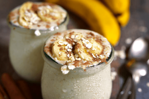 Coconut Gone Bananas Protein Shake