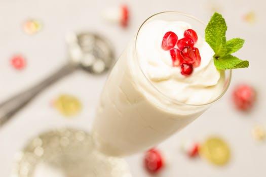 Coconut Vanilla Protein Shake