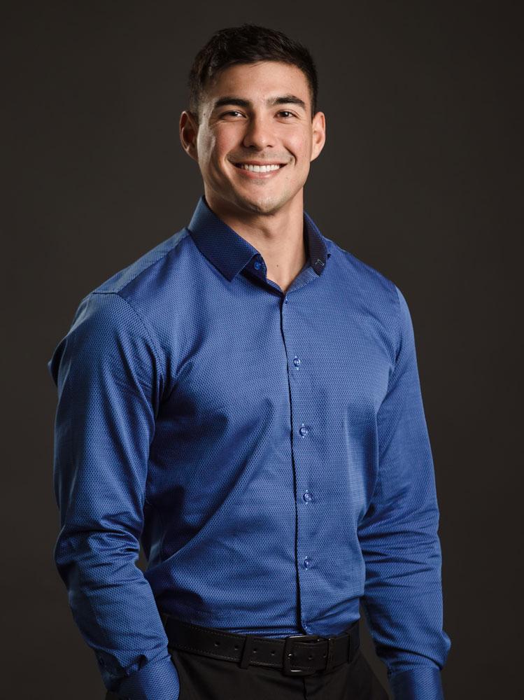 Dr. Tyler Bigenho - Orange County Chiropractor
