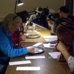 Identifying benthic macroinvertebrates