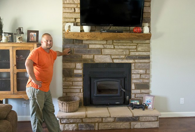 Convert Fireplace To Gas Vs Wood Burning Inserts Reviews Or Ii Insert Converting Log