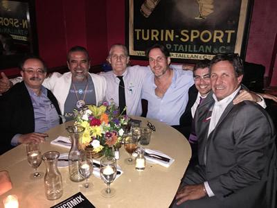 Amory Lovins, Henk Rogers, Trammell Crowe, Rod Richardson, Aaron Burger, Chip Comins