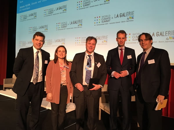 World Climate Summit Bonn Germany November 2017