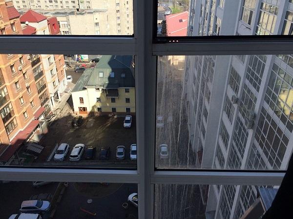 Мытье окон, балконов и фасадов в Красноярске, мойка окон в ...