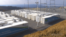 AES Battery Storage System