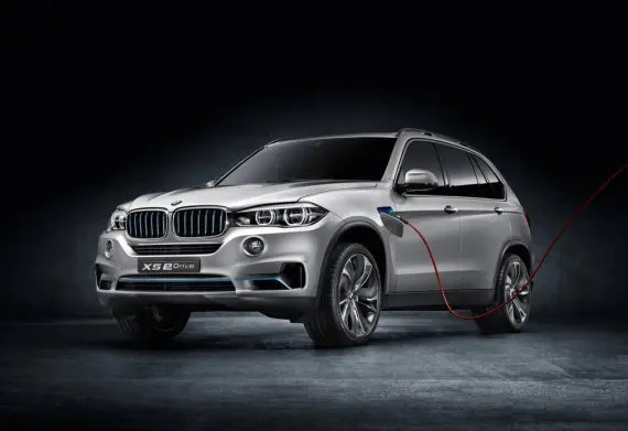 BMW X5 eDrive SUV