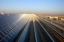 Saudia Arabia solar power