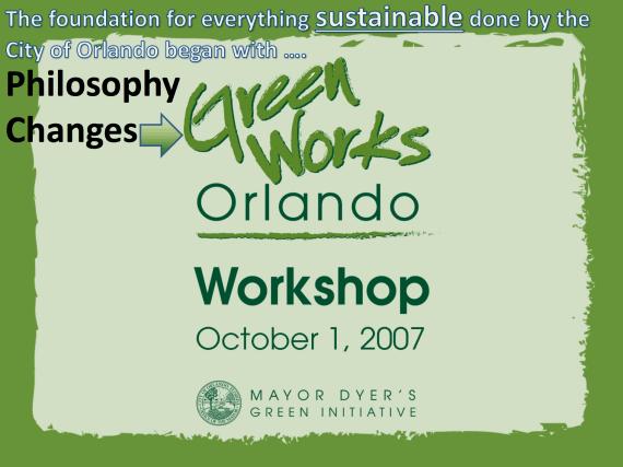 Green Works Orlando