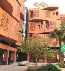 Masdar City energy efficiency 1