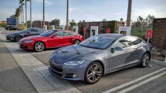 Tesla Model S Kyle