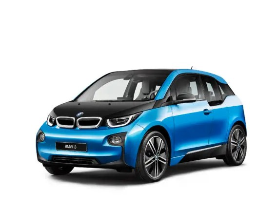 BMW i3 protonic blue 1