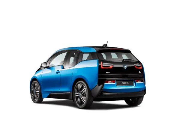BMW i3 protonic blue 2