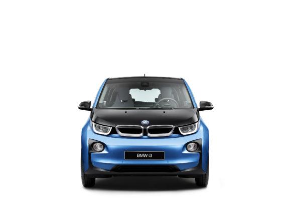 BMW i3 protonic blue 3