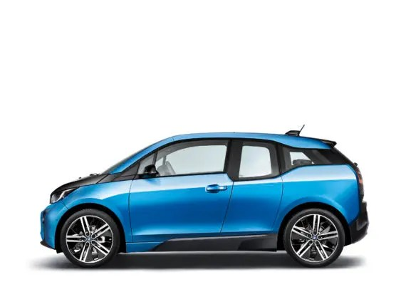 BMW i3 protonic blue 5