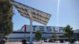 Tesla Fremont factory 2