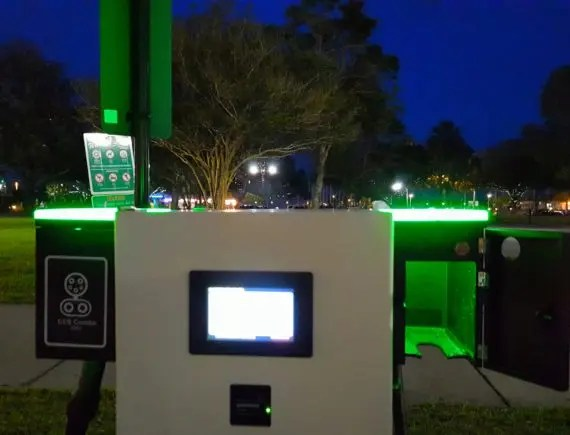 EV fast charger 2