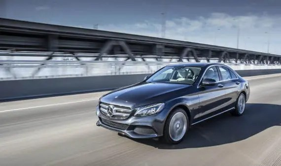 Mercedes-C350e