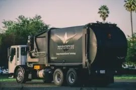Coming to a neighborhood near you: the world's first Wrightspeed-enabled refuse truck (PRNewsFoto/Wrightspeed Inc.)