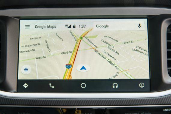 2017 Hyundai Ioniq Hybrid info screen